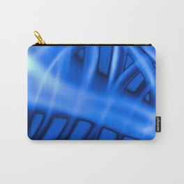 Nothing But Blue #3 Carry-All Pouch