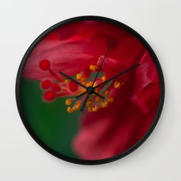 Intimate details Wall Clock