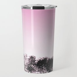 Lovely pink sky Travel Mug