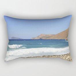 Crete, Greece 7 Rectangular Pillow