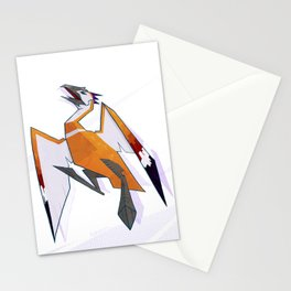 Golden Moa Stationery Cards