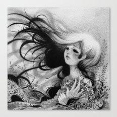 La Niña  Canvas Print
