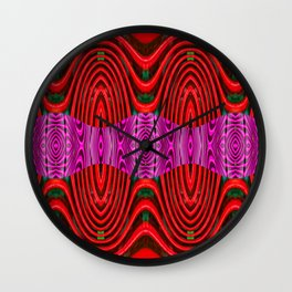 Plastic play Wall Clock