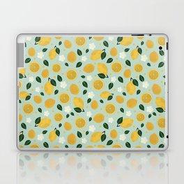 Summer Lemon Laptop & iPad Skin