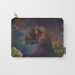 Weed in Space Carry-All Pouch