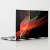 carnival Laptop & iPad Skins featuring carnival by Susanne Herppich