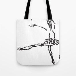 Bailarina Crayola Tote Bag