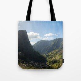 Curral das Freiras - Valley of the Nuns Tote Bag