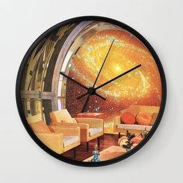Living Universe Wall Clock