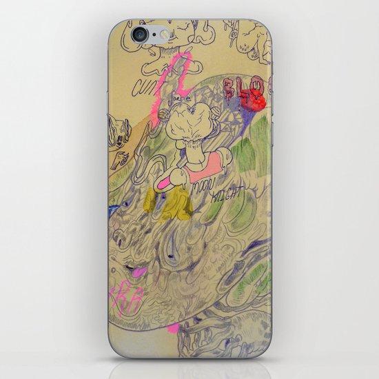 great idea kira iPhone Skin