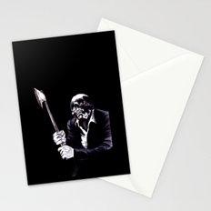 Bastard's Got A Hatchet  Stationery Cards