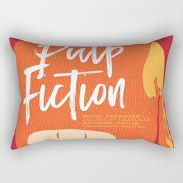 Quentin Tarantino's Plot Movers :: Pulp Fiction Rectangular Pillow