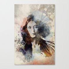 She I Canvas Print