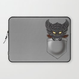 Dragon Pocket Tee Laptop Sleeve