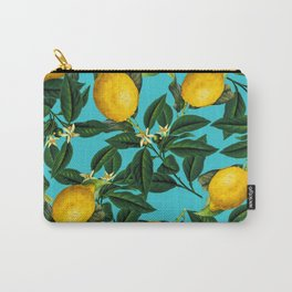 LEMON PATTERN-04 Carry-All Pouch