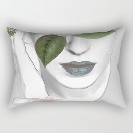 Natural beauty 2a Rectangular Pillow