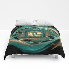 Healing Labyrinth  Comforters