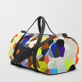 Tulip New Year Moon Love Duffle Bag