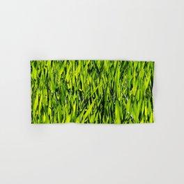 Green Grass Hand & Bath Towel