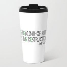 HERBS AND ALCOHOL Travel Mug