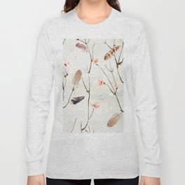 Feather Tree Long Sleeve T-shirt