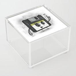 Floppy Disc Dave Acrylic Box