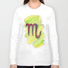 Scorpio Flow Long Sleeve T-shirt
