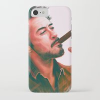 actor iPhone & iPod Cases featuring Mr Downey, Jr. by Thubakabra