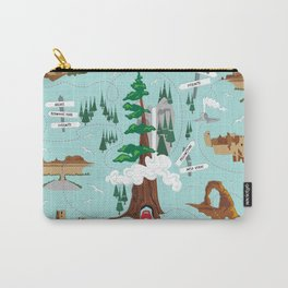 National Parks Carry-All Pouch
