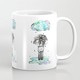 It's the Rain Coffee Mug