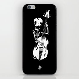 Double bass iPhone Skin
