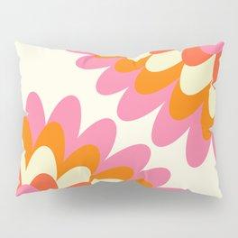 Dahlia at 60's Pillow Sham