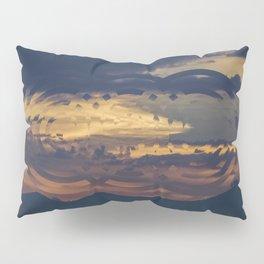 paisaje intervenido2 Pillow Sham