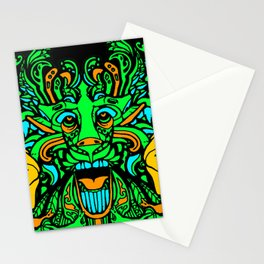 Face Your Chaos Stationery Cards