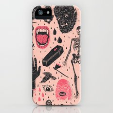 Whole Lotta Horror iPhone (5, 5s) Slim Case