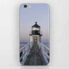 Marshall Point Lighthouse iPhone & iPod Skin