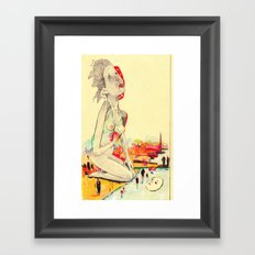 +++ Framed Art Print