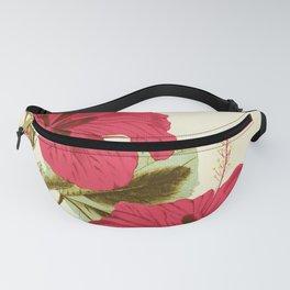 Vintage Garden (Tropical Hibiscus) Fanny Pack
