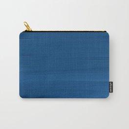Indigo Acrylic Carry-All Pouch