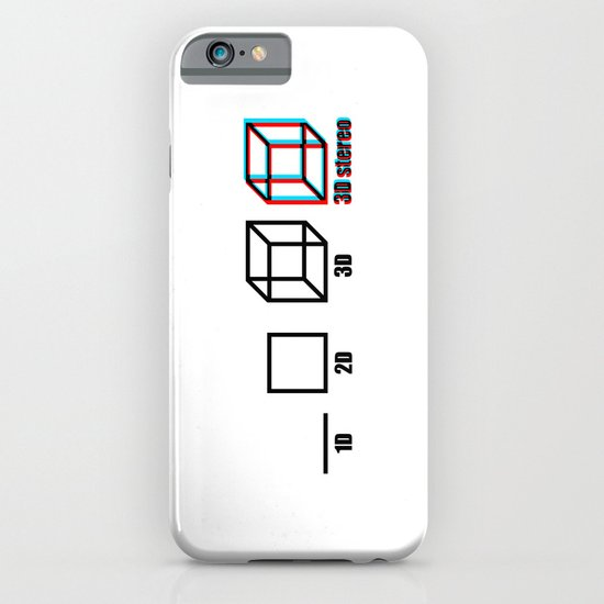 3D stereo iPhone & iPod Case