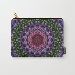 Hydrangea Kaleidoscope 2 Carry-All Pouch