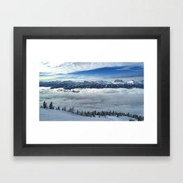 Revelstoke Framed Art Print