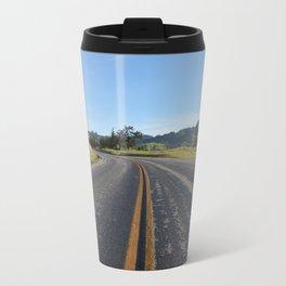 CA Road Travel Mug