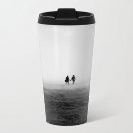 Everyone Else Disappears Metal Travel Mug