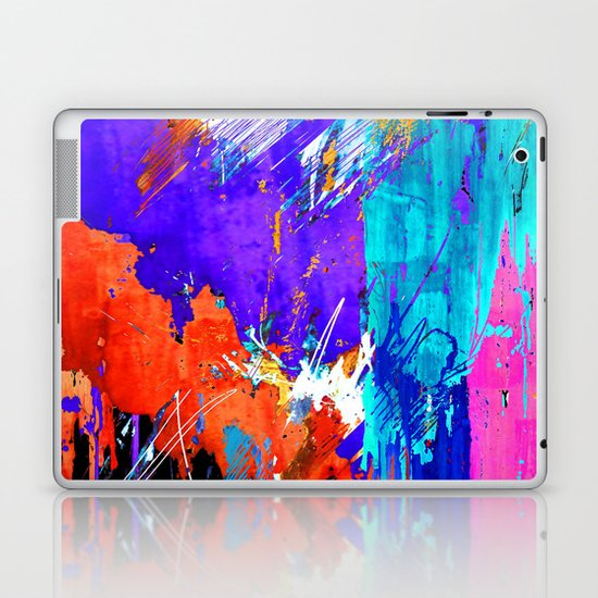 Energy Laptop & iPad Skin