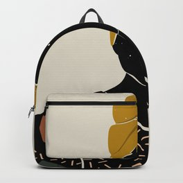 Black Hair No. 10 Backpack