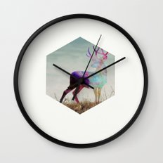 The spirit I Wall Clock