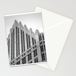 Fog on High Stationery Cards