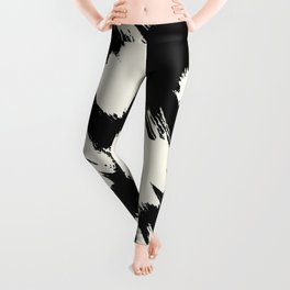 Tribal Brushed Dot Leggings