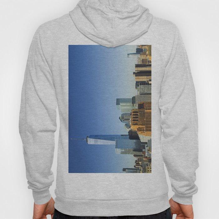 World Trade Center Freedom Tower NYC Hoody